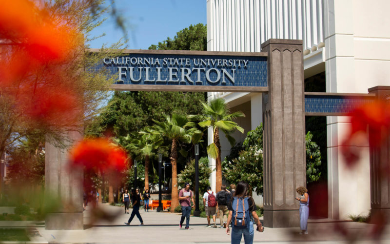 California State University, Fullerton will use a $40 million grant from Mackenzie Scott to fund diversity, equity and inclusion initiatives, faculty research, and student support and retention.
