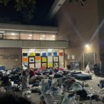 Mold, water leaks? Howard students protest, sit in over housing conditions